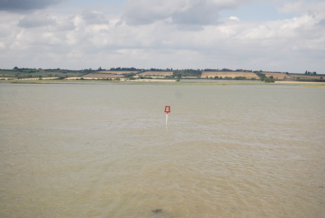 Warning beacon, River Crouch