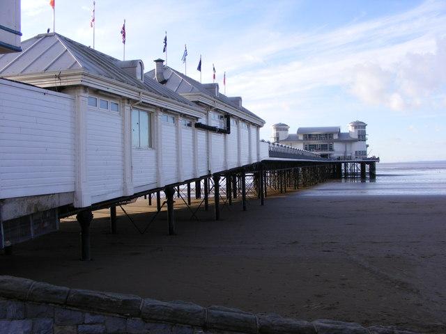 Pier Side