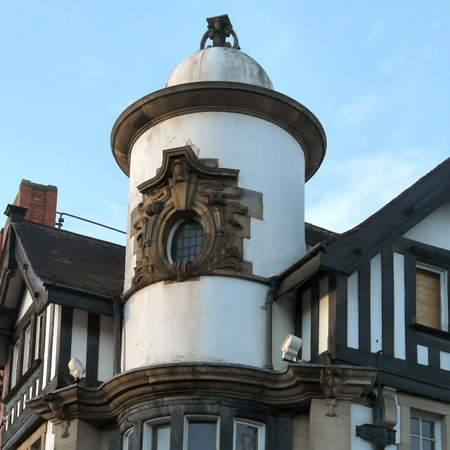 Top of the White Lion