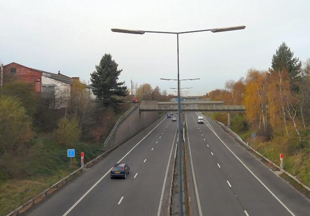 M67 motorway