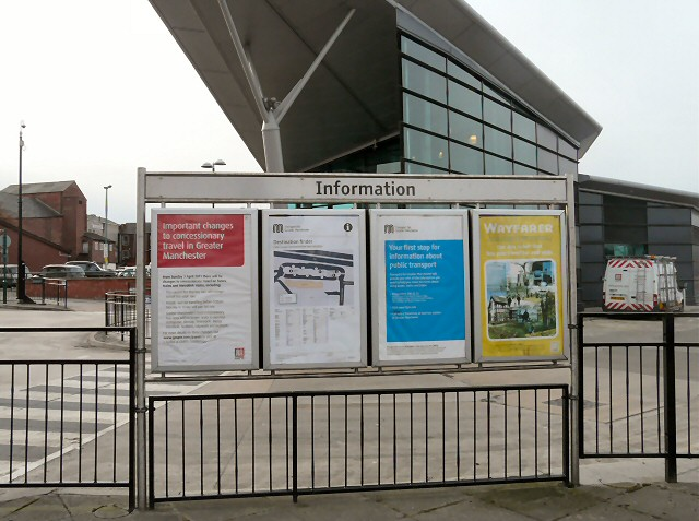 Bus Station Information