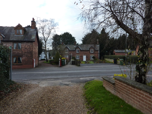 Cottages on the Main Road