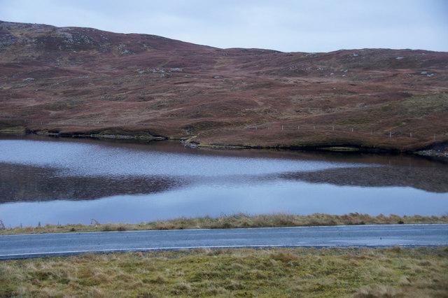 The southern Sandy Loch