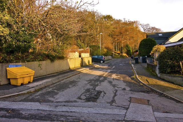 Rosehill Lane, Banchory