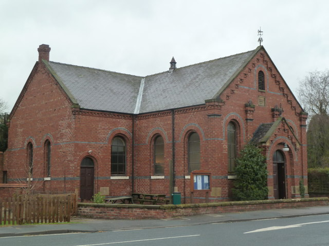 Burn - methodist chapel