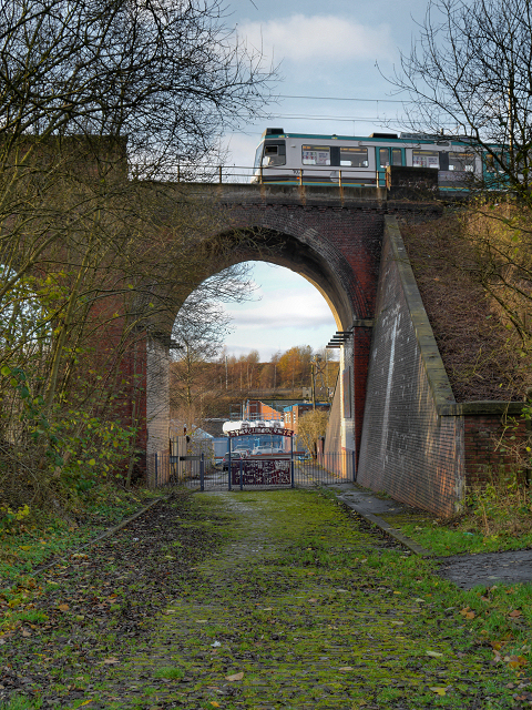 Collyhurst Viaduct