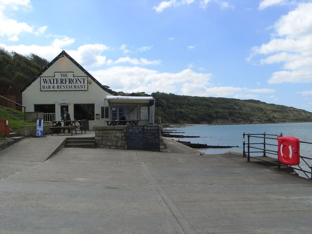 The Waterfront Bar & Restaurant, Totland