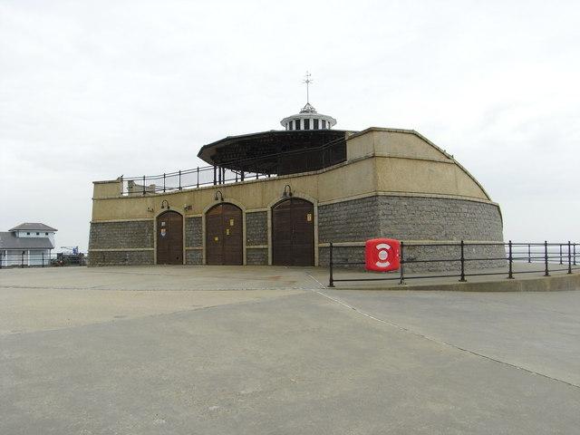 Ventnor - bandstand