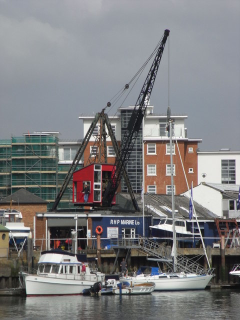 RHP Marine Ltd, West Cowes