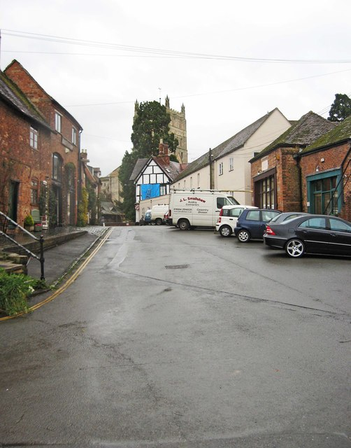 Mill Street, Tewkesbury