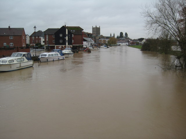 Flooded Mill Avon