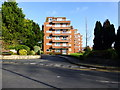 TV6098 : Compton Lodge Compton Place Road Eastbourne by PAUL FARMER