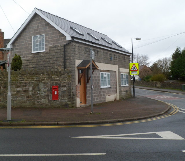 Recently-built house, Coalway