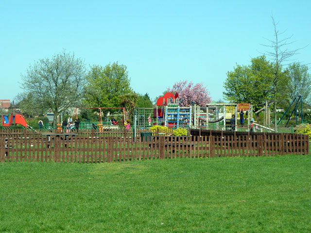 Play Area Clayhall Park 169 Robin Webster Geograph
