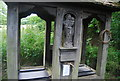 SU9936 : Holy Well, Dunsfold by Nigel Chadwick