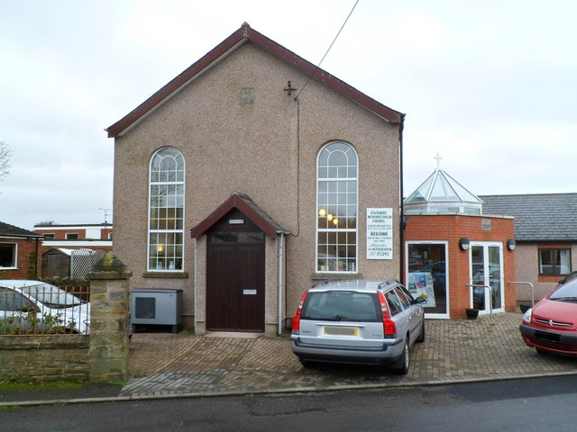 Coalway Methodist Pisgah Chapel
