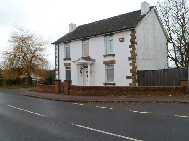 An Edwardian house, New Road, Coalway