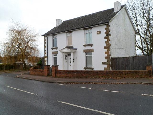 An Edwardian house, New Road, Coalway