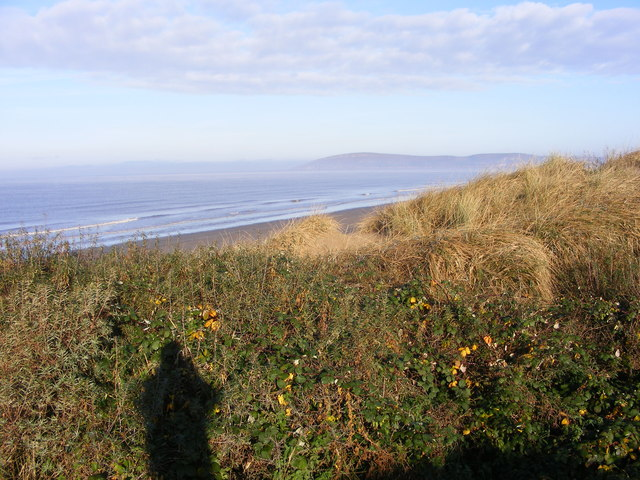 Dunes Scene