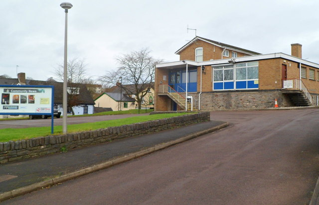 Coleford Police Station