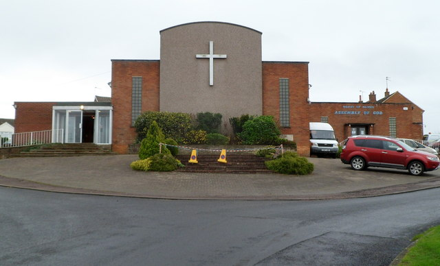 Mount of Olives church, Coleford