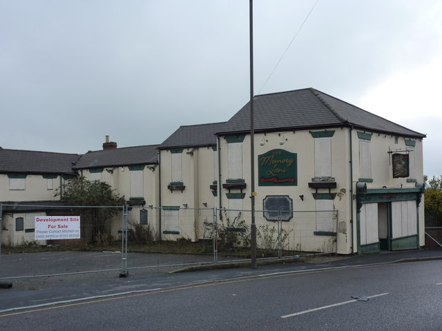 Memory Lane, now closed