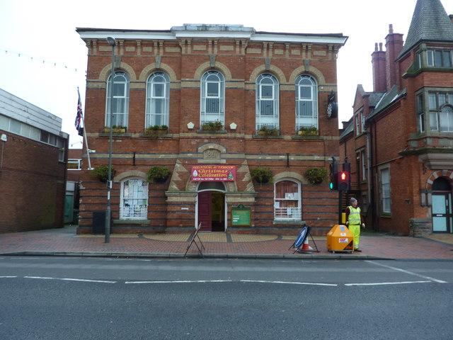 Town Hall, Market Street