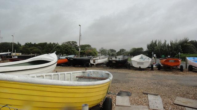 West End Boat Pound, Bognor