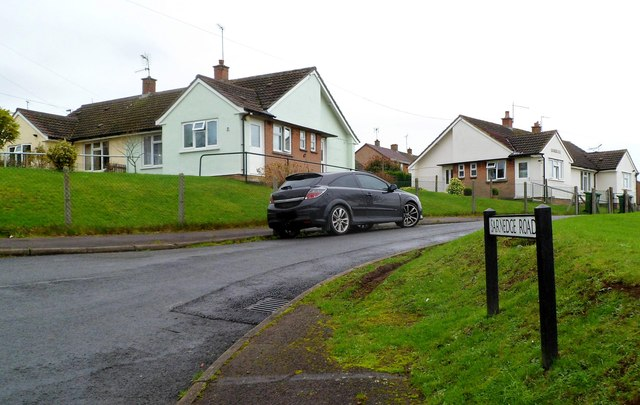 Sarnedge Road, Coleford