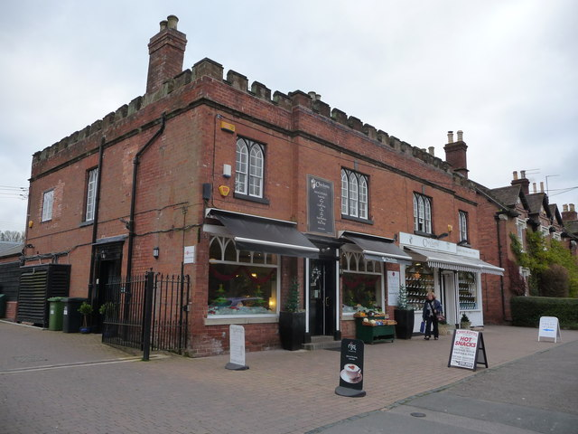 Shops in Ombersley
