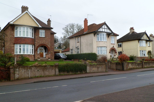 Detached houses, Gloucester Road, Coleford