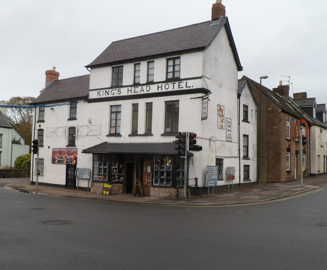 King's Head Hotel, Coleford