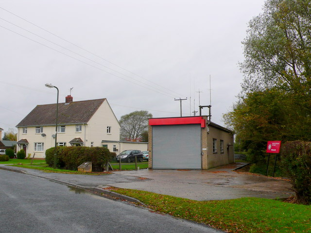 Pebworth Fire Station