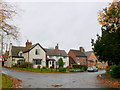 SP1246 : Houses in Pebworth by Nigel Mykura
