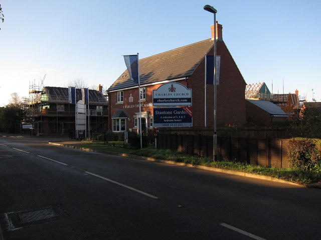 More housing, Stantone Gardens