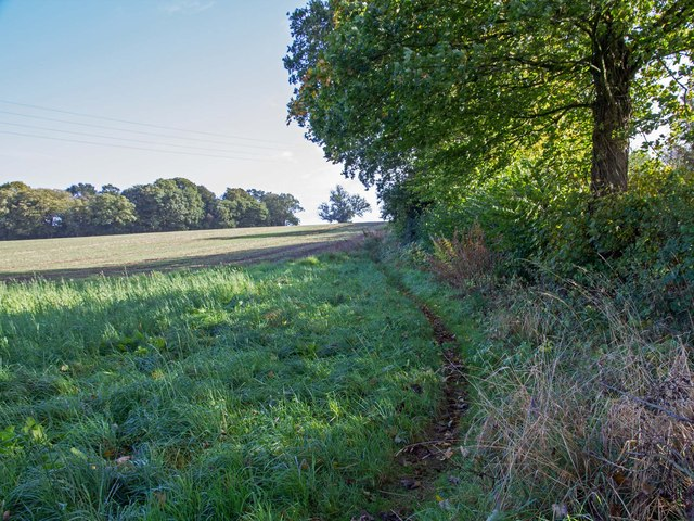 Footpath to Hatton Green