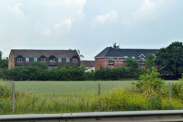 Housing north of the A12