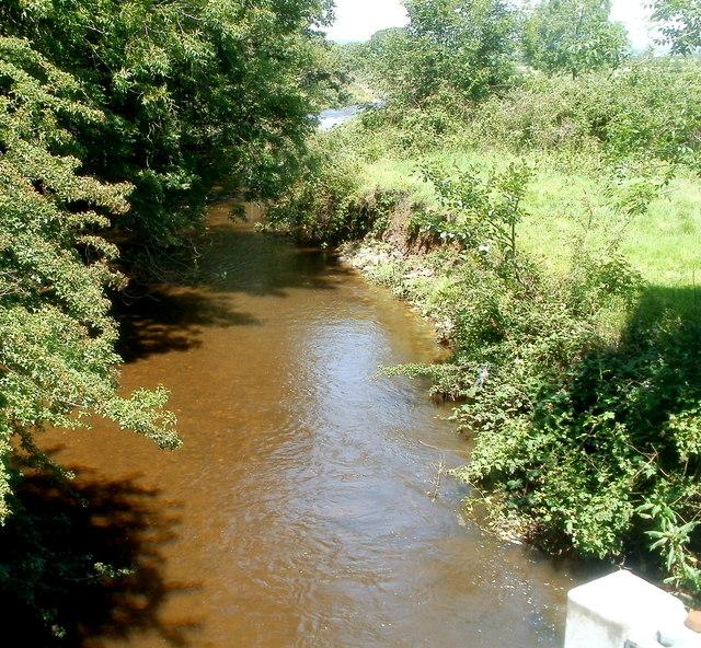 Afon Cennen, Ffairfach