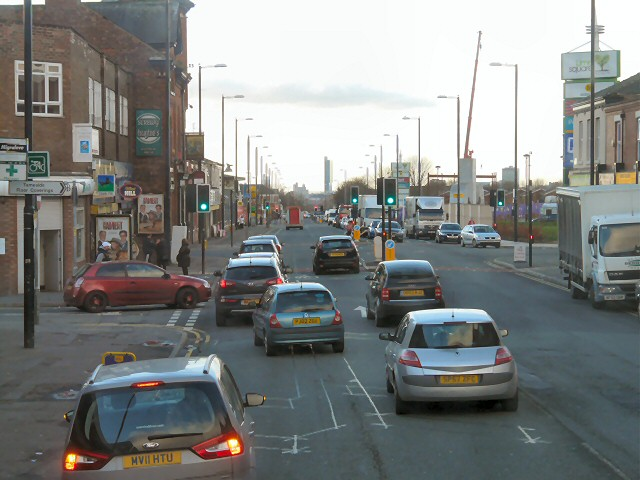 Higher Openshaw
