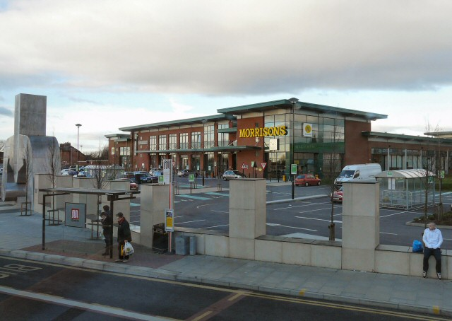 Morrisons, Openshaw