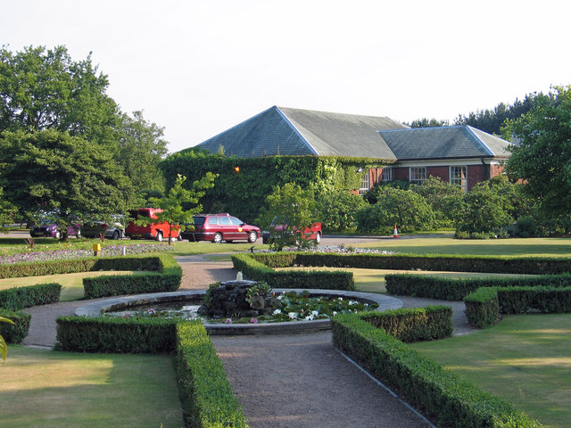 Gardens at Houghall College