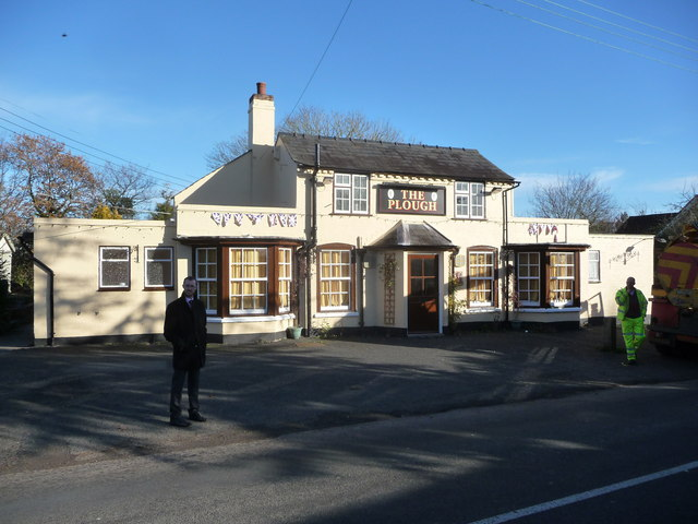 The Plough, Lower Broadheath