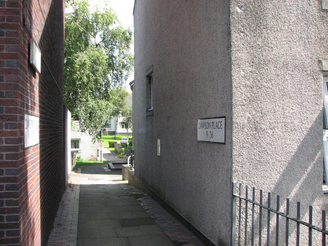 Dawson Place, Morpeth
