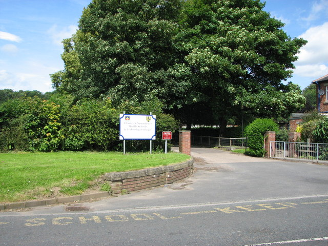 Chantry and Newminster Schools