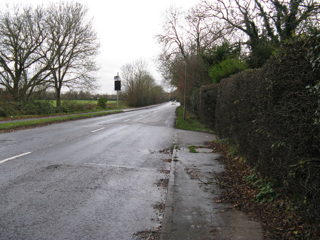 Smallfield Road west to Horley