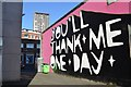 "SK3586 : ""You'll Thank Me One Day"" -  Sheffield graffiti : Week 48"