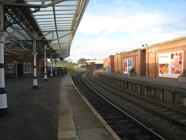Hartlepool station