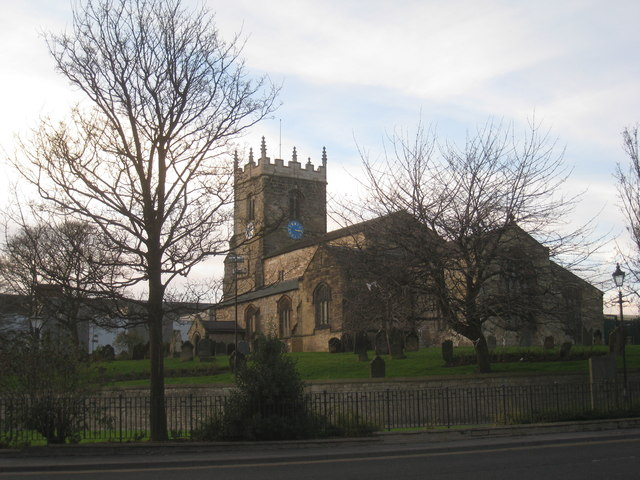 Stranton parish church