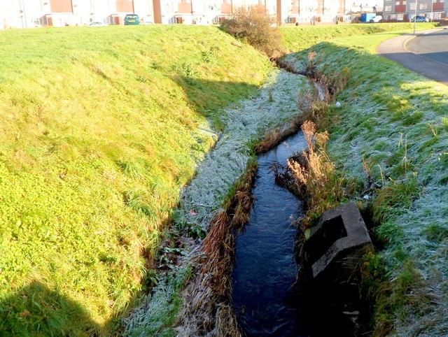 Afon Fach, North Cornelly