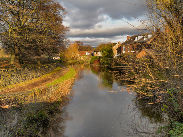 Marple, Peak Forest Canal